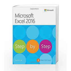 Microsoft Excel 2016 Step by Step (Step By Step (Microsoft)) by DR.S.S.THIPSE Book-9788120351981