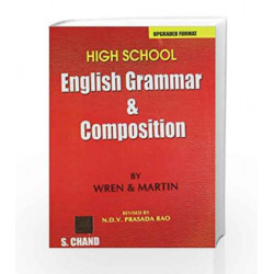 High School English Grammar and Composition by KAMLA K KAPUR Book-9788121900102