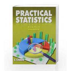 Practical Statistics by Pillai R.S.N. Book-9788121900447