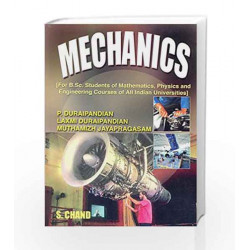 Mechanics by P Duraipandian Book-9788121902724