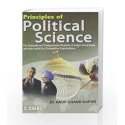 Principles of Political Science by Kapur A.C. Book-9788121902762