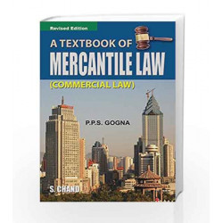 A Textbook of Mercantile Law by P P S Gogna Book-9788121903776