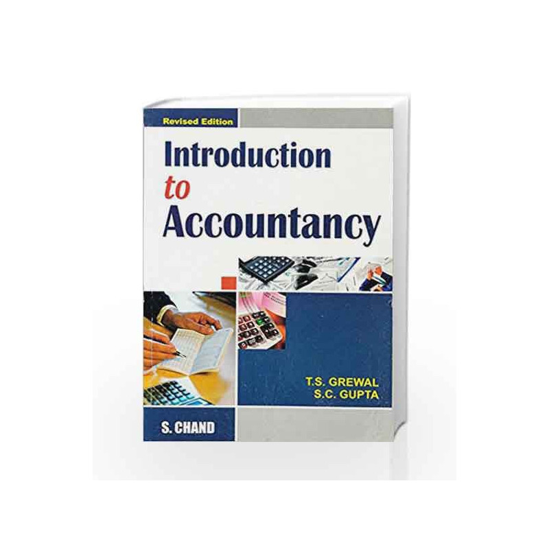Introduction to Accountancy by T.S. Grewal Book-9788121905695