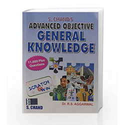 Advanced Objective General Knowledge (Old Edition) by R.S. Aggarwal Book-9788121912273