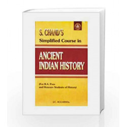 S. Chand\'s Success Guides Ancient Indian History by Aggarwal J.C. Book-9788121918534