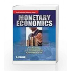 Monetary Economics by Cauvery R & et Al. Book-9788121922197