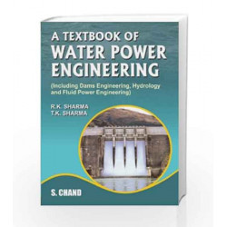 A Textbook of Water Power Energy by Sharma R.K. Book-9788121922302