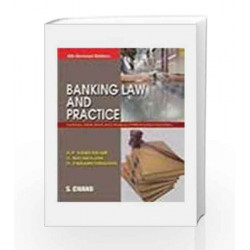 Banking Law and Practice by Kandasami K.P. Book-9788121922357