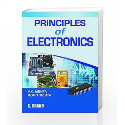 Principles of Electronics by Mehta V.K. Book-9788121924504