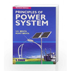 Principles of Power System by Mehta V.K. Book-9788121924962
