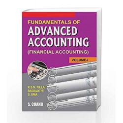 Fundamental of Advanced Accounting - Volume I by S Uma Devi Bagavathi Book-9788121926621