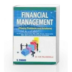 Financial Management: (Theory, Problems & Solutions) by Palanivelu V.R. Book-9788121932493