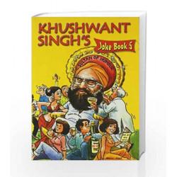 Khushwant Singh\'s Joke Book  5 by Khushwant Singh Book-9788122202397