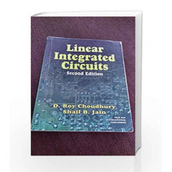 Linear Integrated Circuits by Choudhury D. Roy Book-9788122430981