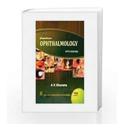 comprehensive ophthalmology fifth edition by N.A. Book-9788122433319
