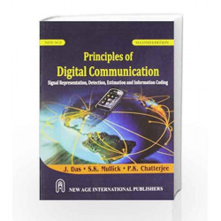 Principles of Digital Communication by SCHOU Book-9788122433470