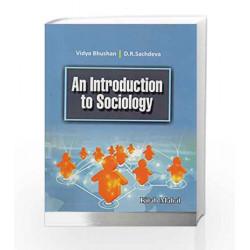 an introduction to sociology by Vidya Bhushan & D.R.Sachdeva Book-9788122507324