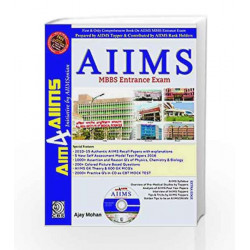 Aim4AIIMS AIIMS MBBS Entrance Exam by Ajay Mohan Book-9788123929651