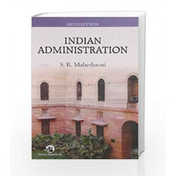 Indian Administration by Maheswari S. Book-9788125019886