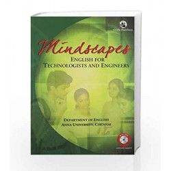 Mindscapes : English for Technologists & Engineers PB by ANNA UNIVERSITY Book-9788125047216