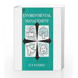 Environmental Management by G.N. Pandey Book-9788125902928
