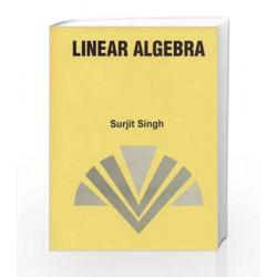 Linear Algebra by Surjeet Singh Book-9788125904823