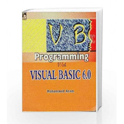 Programming With Visual Basic 6.0 by Mohammed Azam Book-9788125909323