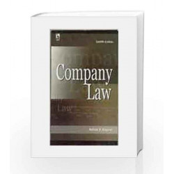 Company Law by A.K. Bagrial Book-9788125925286
