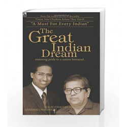 The Great Indian Dream by Arindam Chaudhury Book-9788125933120