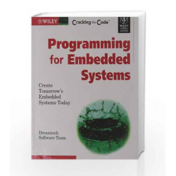 Cracking the Code: Programming for Embedded Systems by Dreamtech Software Team Book-9788126502967
