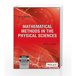 Mathematical Methods in the Physical Sciences, 3ed by BANSAL Book-9788126508105