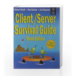 Client / Server Survival Guide, 3ed by Robert Orfali Book-9788126510870