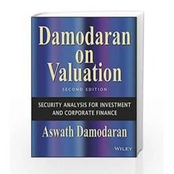 Damodaran on Valuation, 2ed by JAYAKUMAR Book-9788126518852