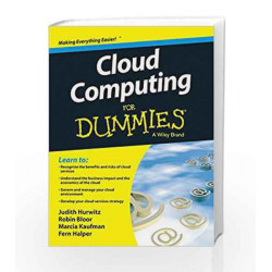 Cloud Computing for Dummies by COMER Book-9788126524877