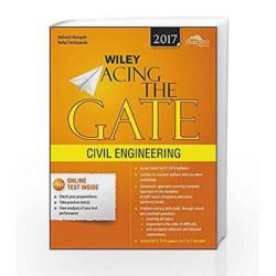 Wiley Acing The Gate: Civil Engineering (WIND) by Mahesh Mungule Book-9788126550852
