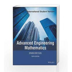 Advanced Engineering Mathematics, 10ed, ISV by Erwin Kreyszig Book-9788126554232