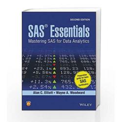 SAS Essentials: Mastering SAS for Data Analytics, 2ed by PUNMIA Book-9788126557615