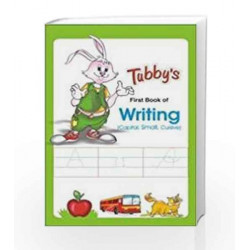 Tubbys First Book Of Writing (Capital Small Cursive) by Pramod Negi Book-9788128401152