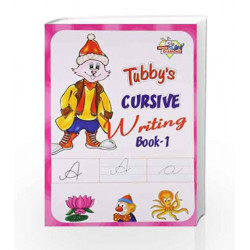 Tubbys Cursive Writing Book 1 by None Book-9788128831904