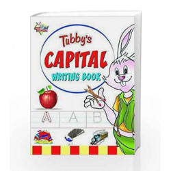 Tubbys Capital Writing Book by None Book-9788128833359