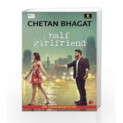 Half Girlfriend (Movie Tie-in Edition) by ORIENT Book-9788129124029