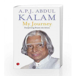 My Journey: Transforming Dreams into Actions by John Adair Book-9788129124913