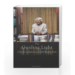 The Guiding Light: A Selection of Quotations from My Favourite Books by JOHN ADAIR Book-9788129134868