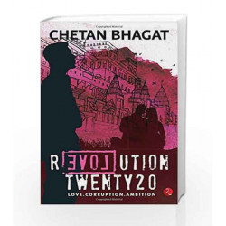 Revolution Twenty 20: Love. Corruption. Ambition by JEFF M. BROWN Book-9788129135537