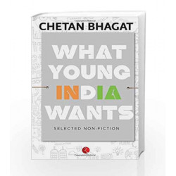 What Young India Wants: Selected Non - Fiction by JERONINIO ALMEIDA & JYOTI N. Book-9788129135544