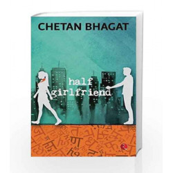 Half Girlfriend by JEFF BENEDICT Book-9788129135728