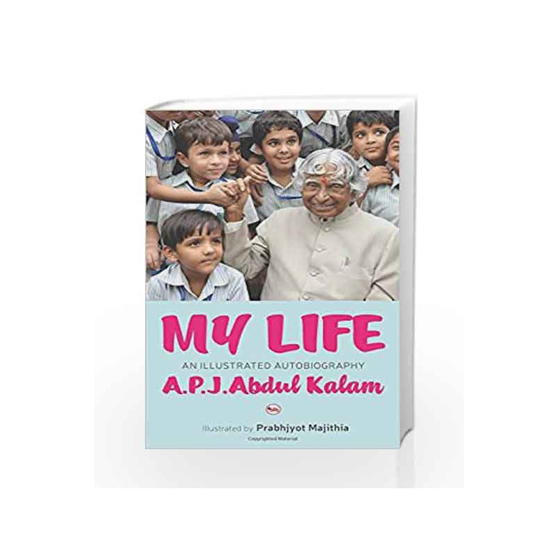 My LifeAn Illustrated Autobiography by JOHN ADAIR Book-9788129137890