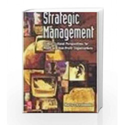 Strategic Management : Global Cultural Perspective For Profit And Non-Profit Organizations by Katsioloudes Book-9788131206768