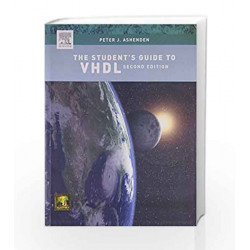 The Students Guide to VHDL by Ashenden Book-9788131217856