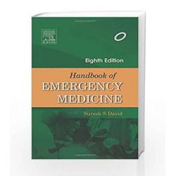 Handbook of Emergency Medicine by David Book-9788131230473